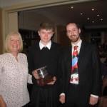 Last year's Jubilee Trophy winners.